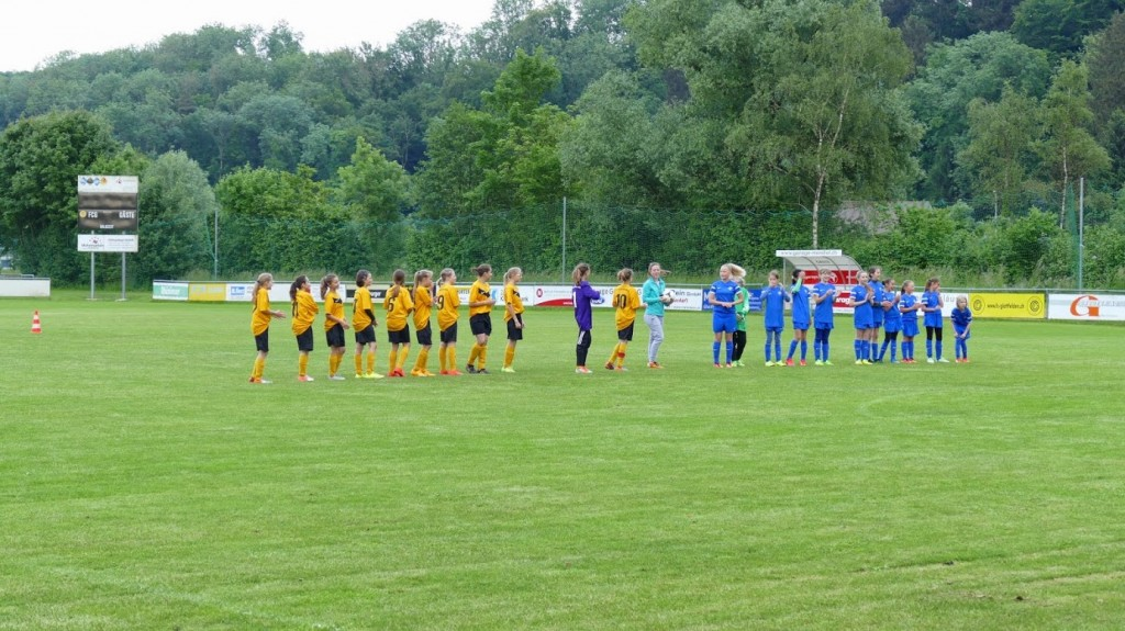FC Glattfelden - FC Wallisellen, Juniorinnen D