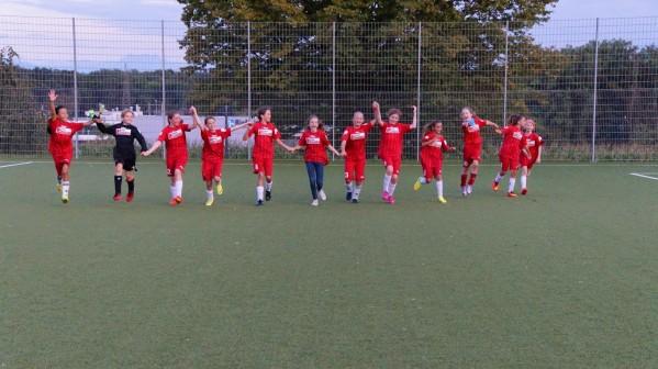 FC Wallisellen - FC Effretikon, Juniorinnen D_2