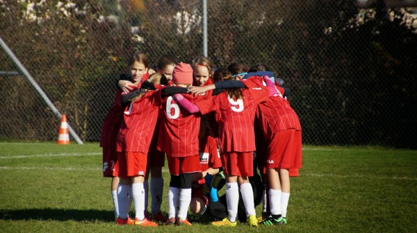 FC Wallisellen - FC Glattfelden, Juniorinnen D