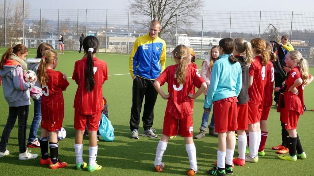 FC Wallisellen - FC Kloten, Juniorinnen D
