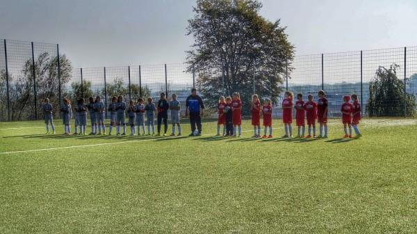 FC Wallisellen - FC Kloten, Juniorinnen D_2
