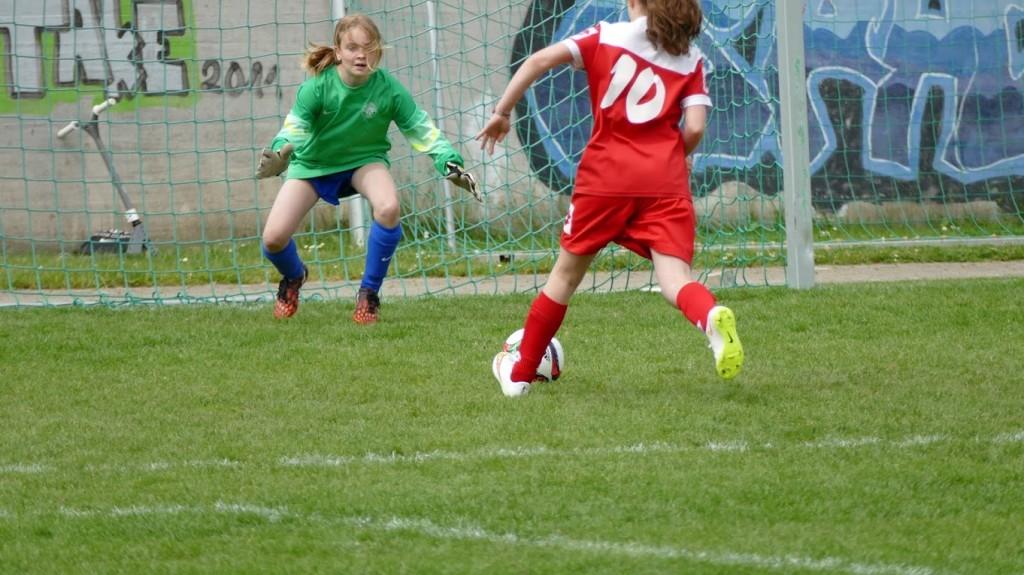 FC Wallisellen - Team Küsnacht-Zollikon, Juniorinnen D