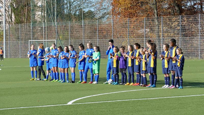 Juniorinnen D, FC Wallisellen - SC Wipkingen