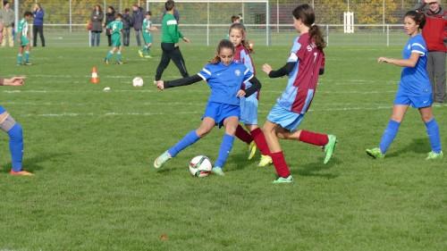 Juniorinnen D, FC Wallisellen - SV Höngg_2