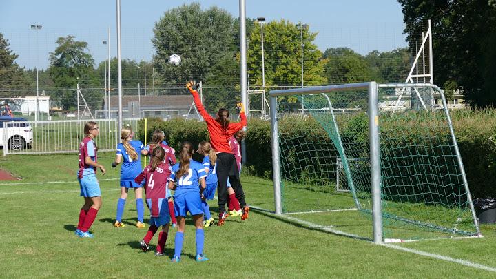 Juniorinnen D, SV Höngg - FC Wallisellen_2
