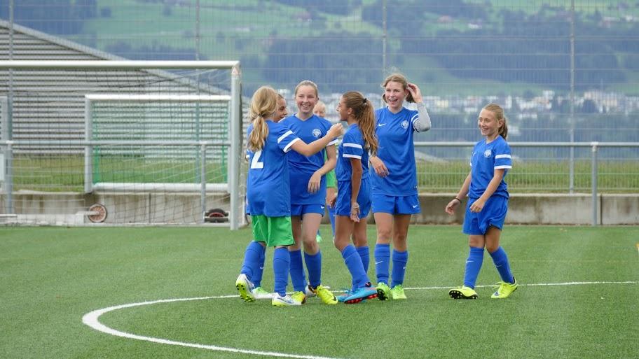 Juniorinnen D, Turnier in Stäfa_2