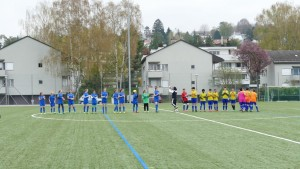 SC Zollikon - FC Wallisellen, Juniorinnen D