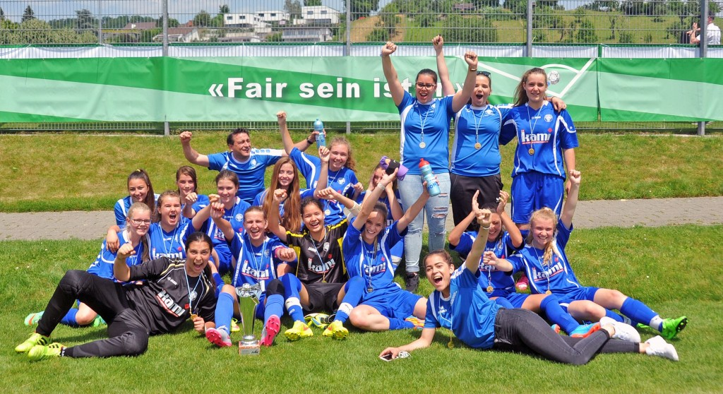 juniorinnen b_cupsieg