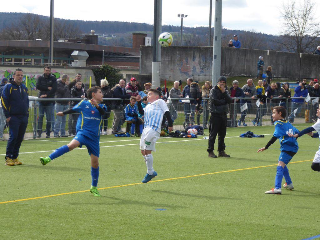 Der FC Wallisellen erreicht gegen Favorit FC Zürich ein Unentschieden