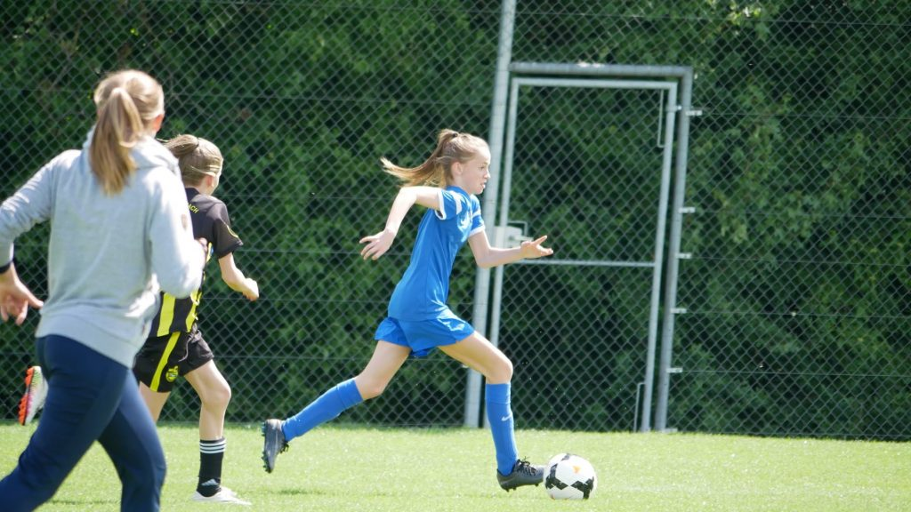 Juniorinnen C_FC Wallisellen - FC Schwerzenbach_1