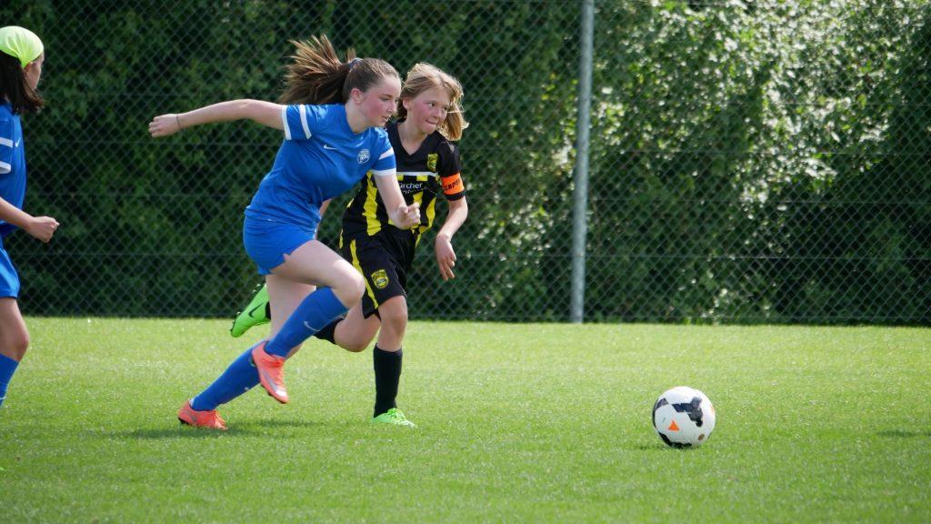 Juniorinnen C_FC Wallisellen - FC Schwerzenbach_2